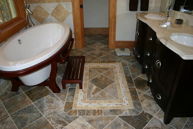 Candler Park Cottage traditional-bathroom