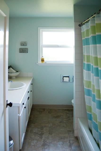 Cannon Beach Cottage Beach Style Bathroom Portland By Attic