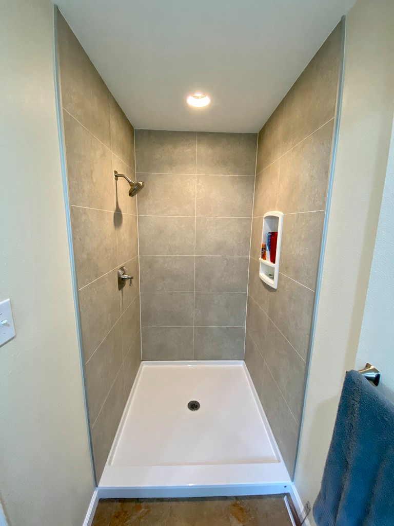 Canterbury - West Columbia - Two Bathrooms Remodel - 2020