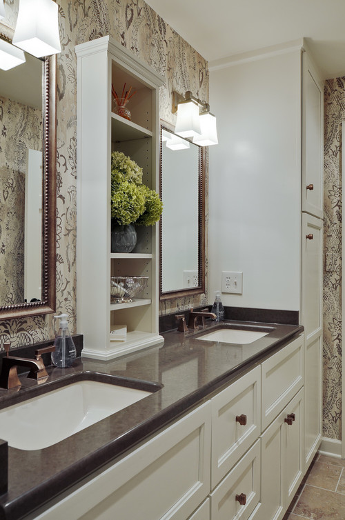 Listerinedesign Ideas For Stylish Bathroom Storage Cleverly Inspired