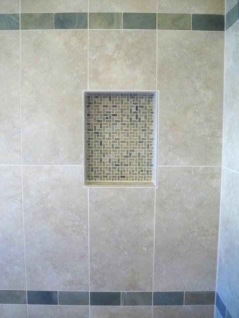 Canyon Residence modern-bathroom