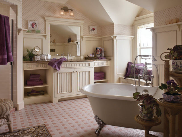 Traditional Bathrooms - traditional - bathroom - houston - by
