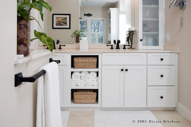 Cape Cod Master Bath Contemporary Bathroom