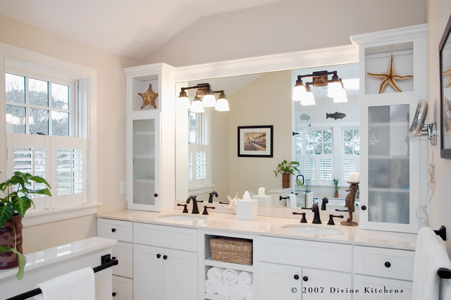 Cape cod master bath for Cape cod remodel ideas