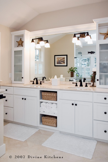Cape Cod Master Bath contemporary-bathroom