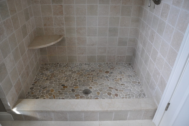 Cape cod for Cape cod bathroom design