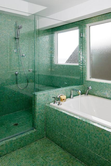 cape cod modern modern-bathroom
