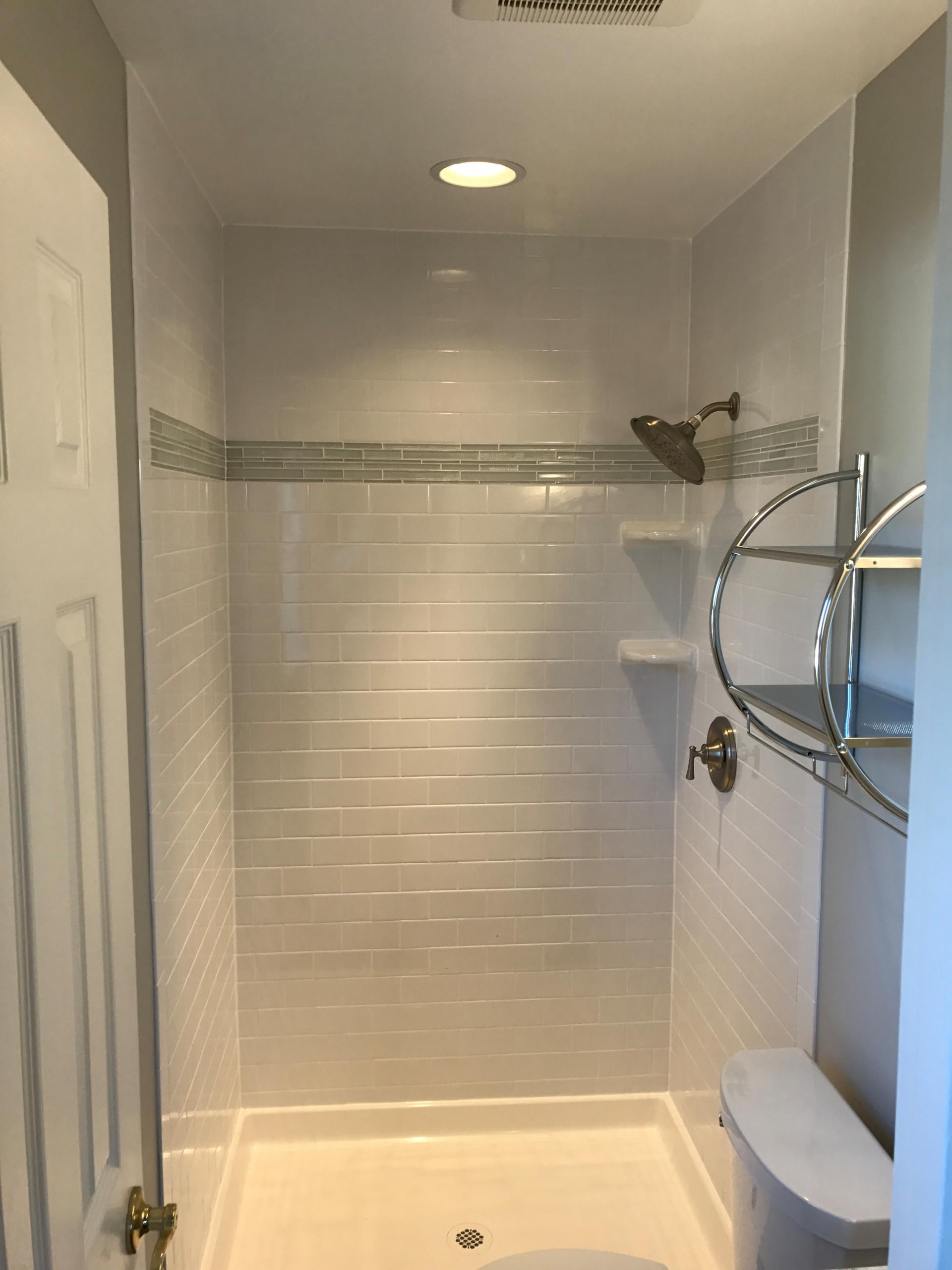 Cape St. Clair Bathroom Remodel