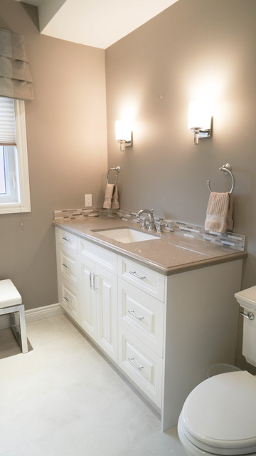 Capilano Crescent Ensuite Traditional Bathroom Toronto By Oakville Kitchen And Bath Centre