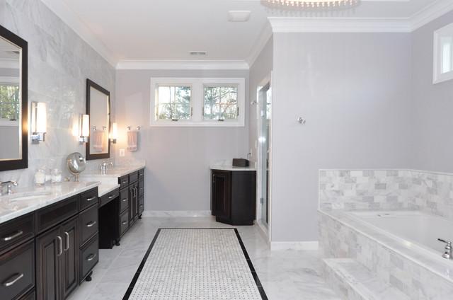 Capital City Builders, LLC 2013 703-351-0909 traditional-bathroom