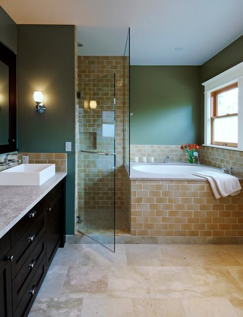Capital Hill Area Remodel traditional-bathroom