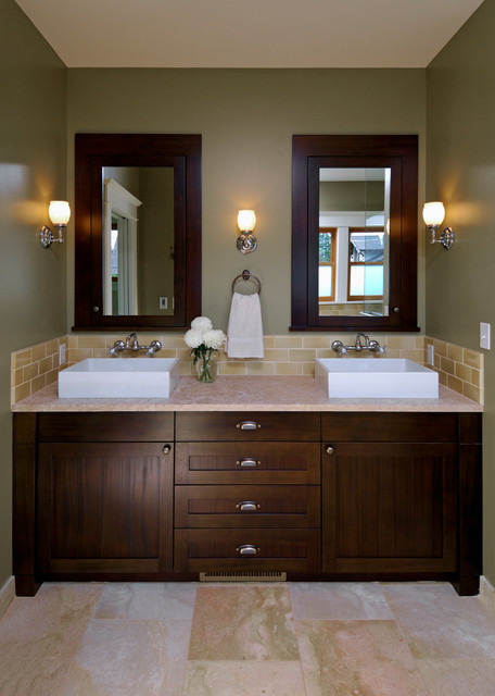 Capital hill area remodel traditional bathroom for Bathroom remodelers in my area
