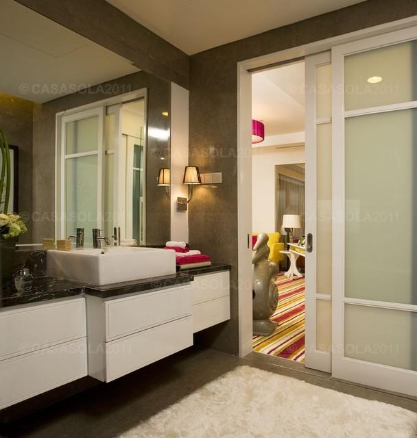 Bathroom Design Jakarta capital residence jakarta