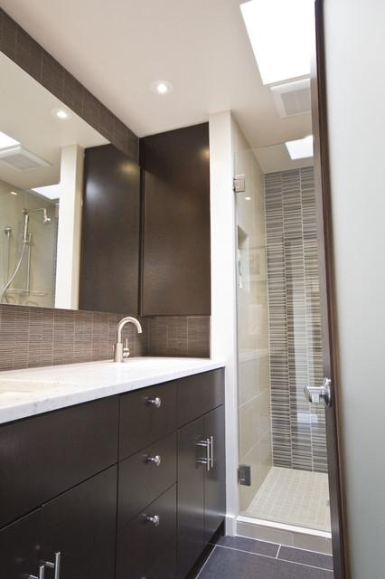 Capitol Hill Condo Bathroom Remodel - Modern - Bathroom ...