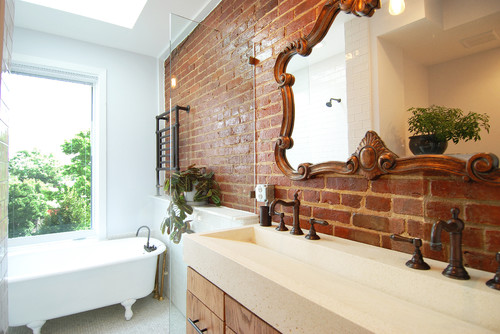 Good 14 Ways To Warm Up Your Bathroom For Winter