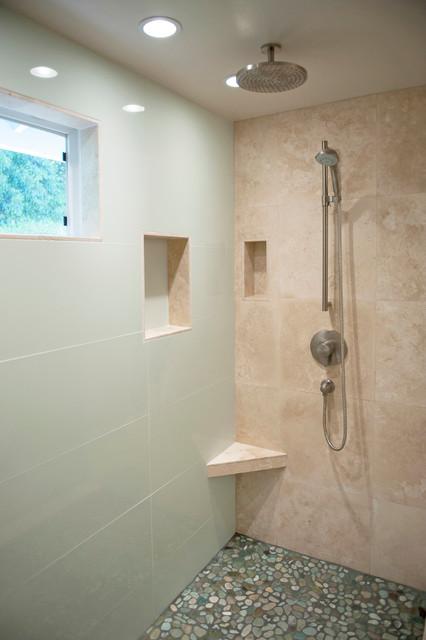 Cardiff Master Bath Traditional Bathroom San Diego By Coastal Designs Inc