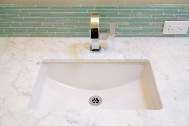 vanity contemporary bathroom san diego by spaces renewed