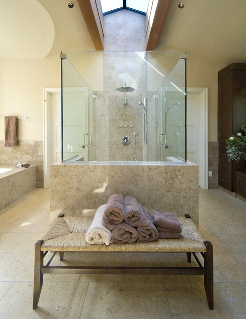 Carmel Bathroom contemporary bathroom