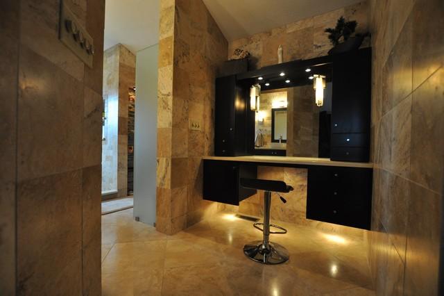 Carmel Indiana Bathroom and Spa Remodel - Contemporary ...