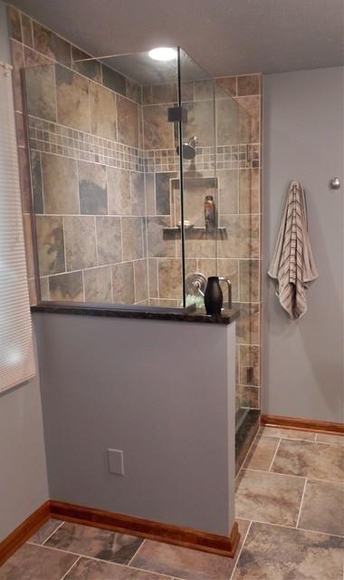 Carmel Master Bathroom contemporary-bathroom