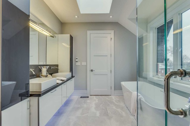 Carmichael Ave Modern Bathroom Toronto By Bath