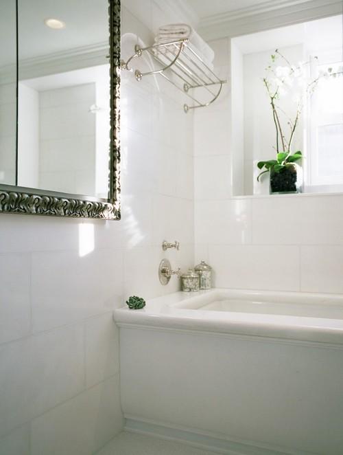 tub faucet placement