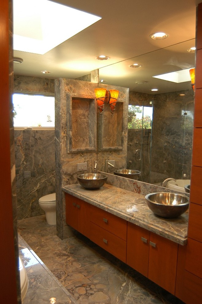 Carol's bath - Traditional - Bathroom - San Francisco - by ...