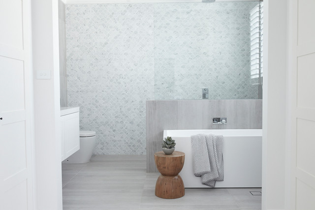 Perfect  Bathroom  Melbourne  By In Residence  Kitchen Bathroom Hardware