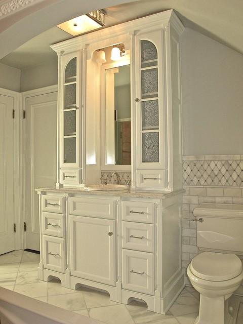 Comcarrera Marble Bathroom Vanity : BATH PHOTOS Bathroom Powder Room