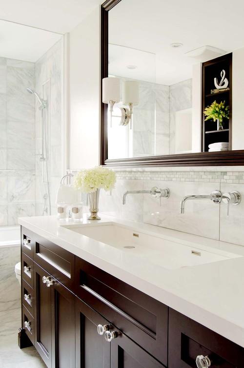 Charming Long 1 Sink Vs. 2 Sinks   Any Cost Savings?