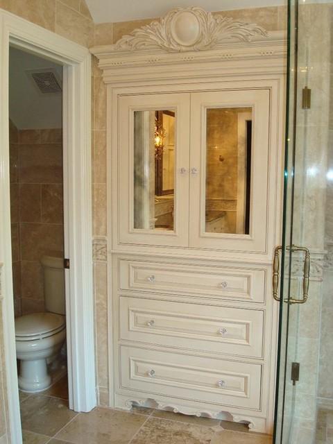 Cary bathroom remodel traditional bathroom for Bath remodel cincinnati