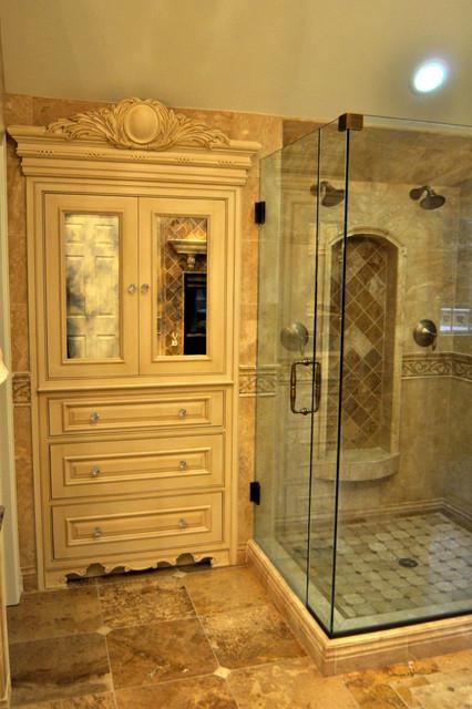 Cary Bathroom Remodel traditional-bathroom