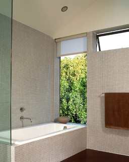 Cary Bernstein Architect Choy 1 Residence modern bathroom