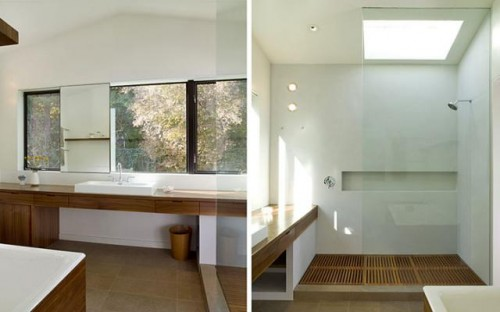 CB : Residential Projects : Willard Street Residence1 modern bathroom