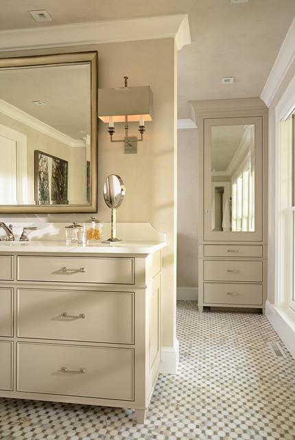Casa Verde Design - Traditional - Bathroom - Minneapolis - by ROSEMARY MERRILL DESIGN