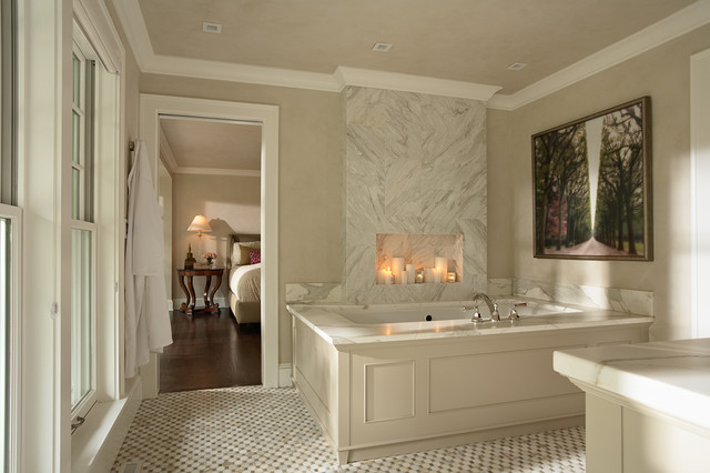 Casa Verde Design traditional bathroom