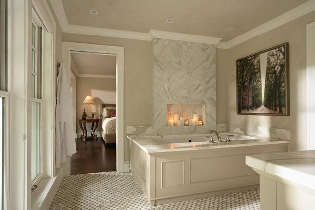 Casa Verde Design traditional-bathroom