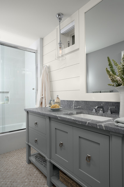 Bathroom Workbook: 7 Natural Stones With Enduring Beauty
