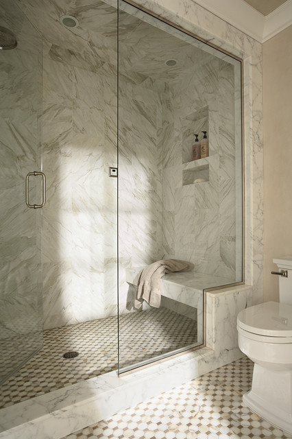 Casa Verde Design traditional-bathroom
