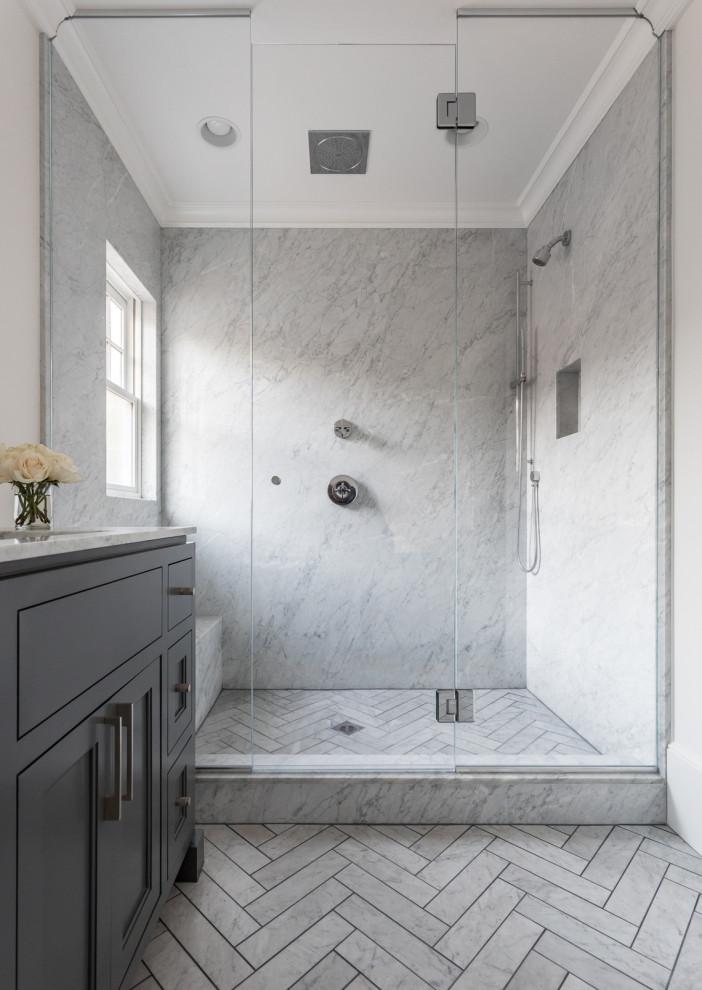 Casagrande - Transitional - Bathroom - Sacramento - by ...
