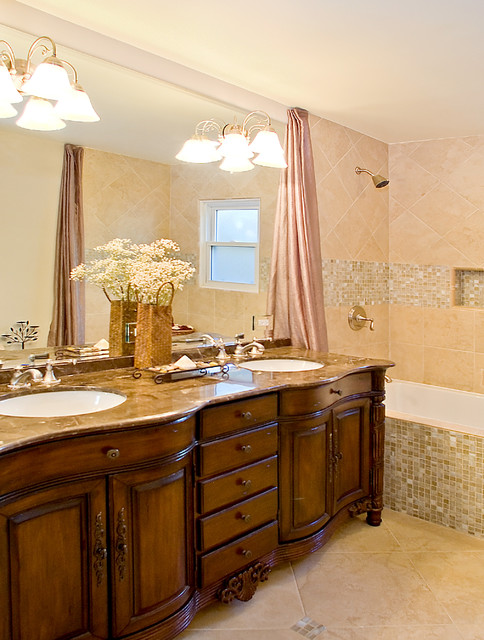 case design and remodeling of san jose mediterranean bathroom