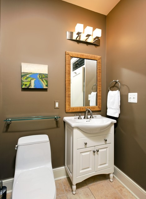 Case Design/Remodeling, Inc. eclectic bathroom
