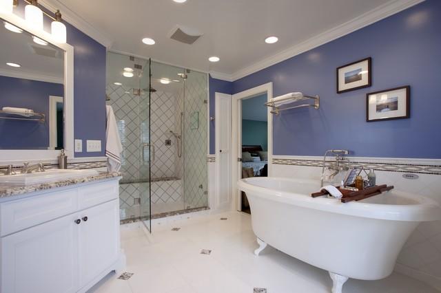 Case Design/Remodeling, Inc. contemporary-bathroom