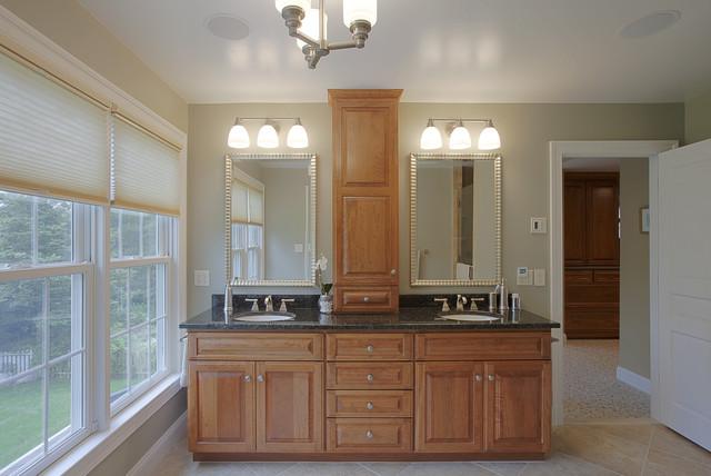 Case Design/Remodeling, Inc. traditional-bathroom