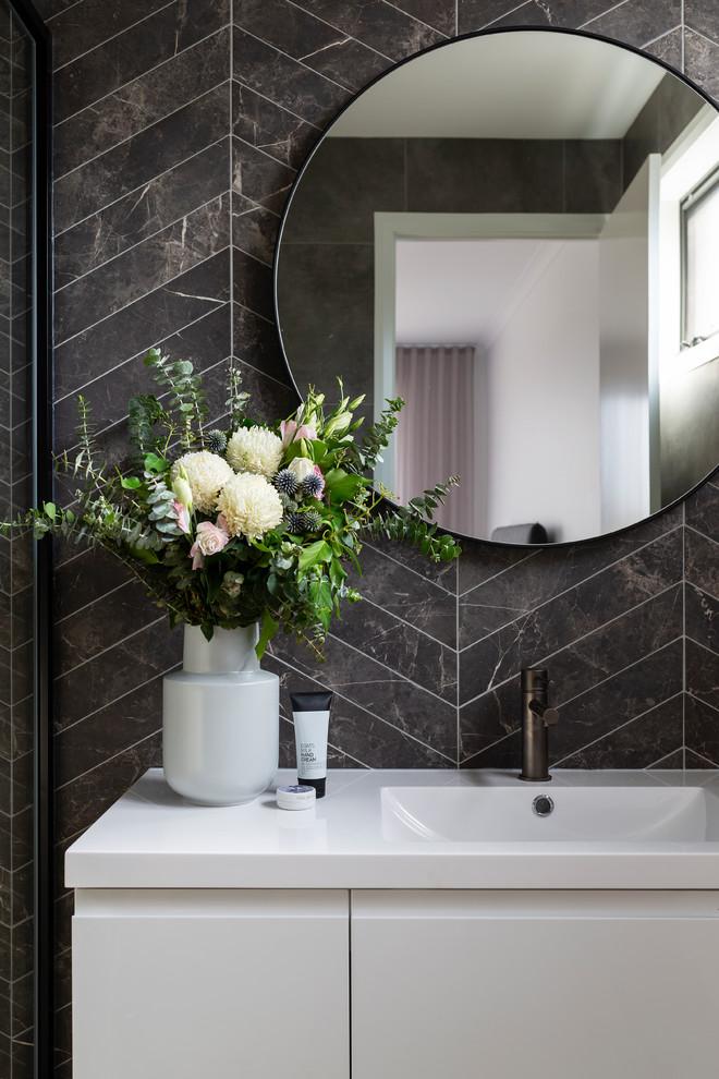 Casey residence - Modern - Bathroom - Canberra ...