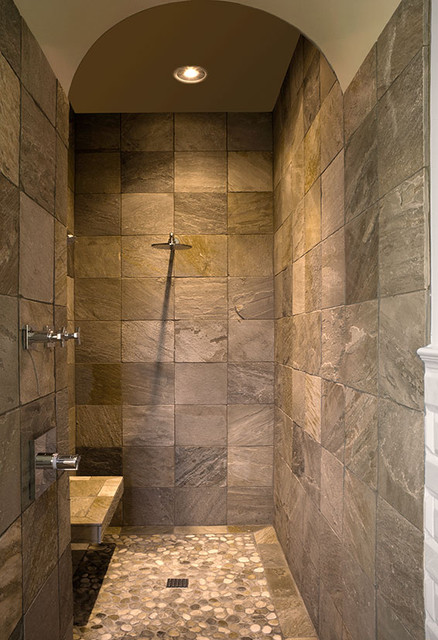 Cassique Residence contemporary bathroom