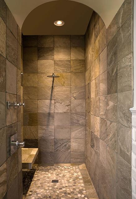 Cassique Residence contemporary-bathroom