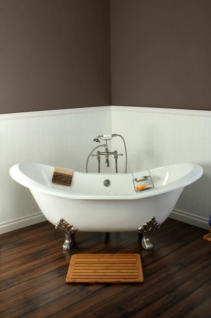 Cast Iron Clawfoot Tubs Traditional Bathroom Los