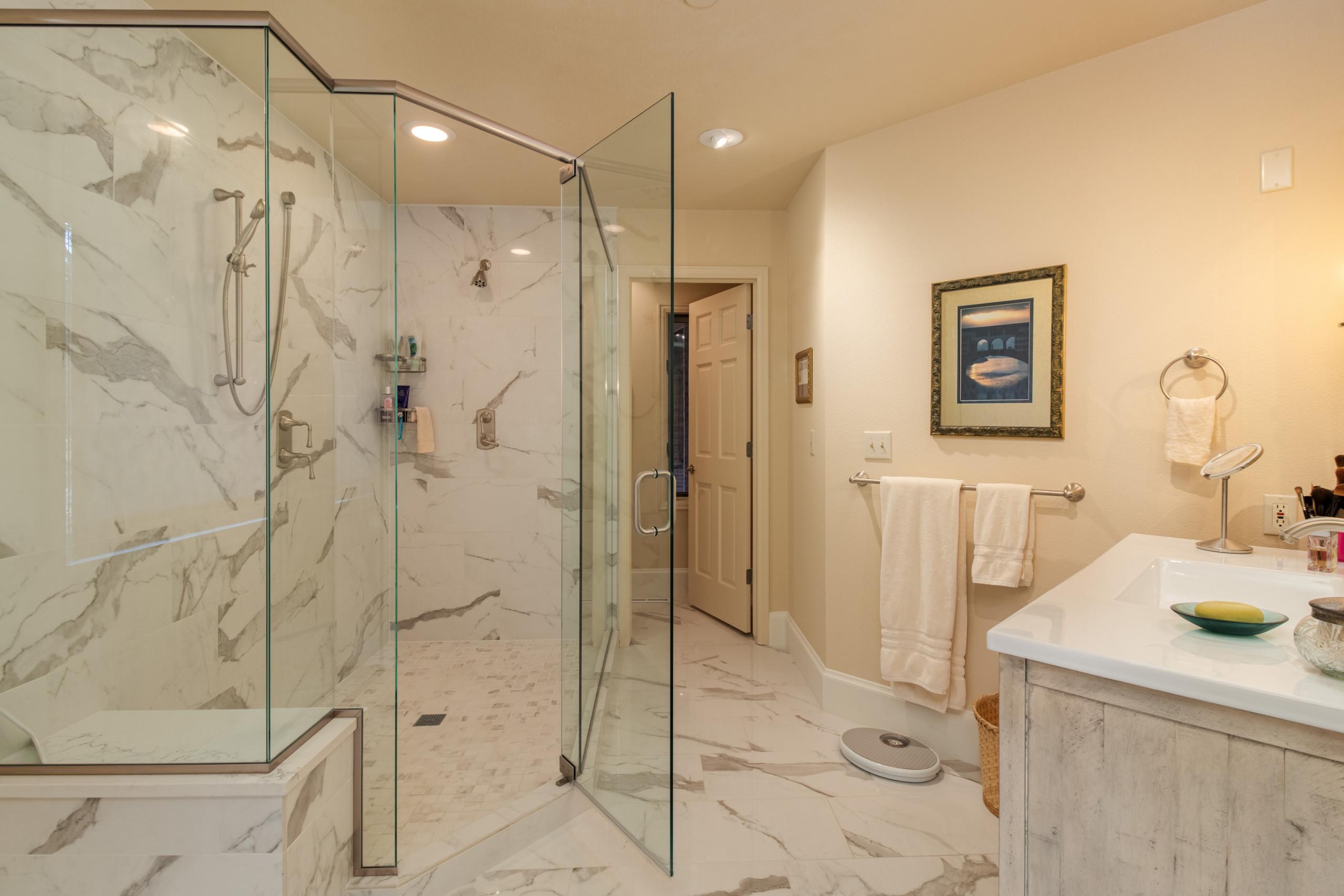 Castle Pines Master Bath