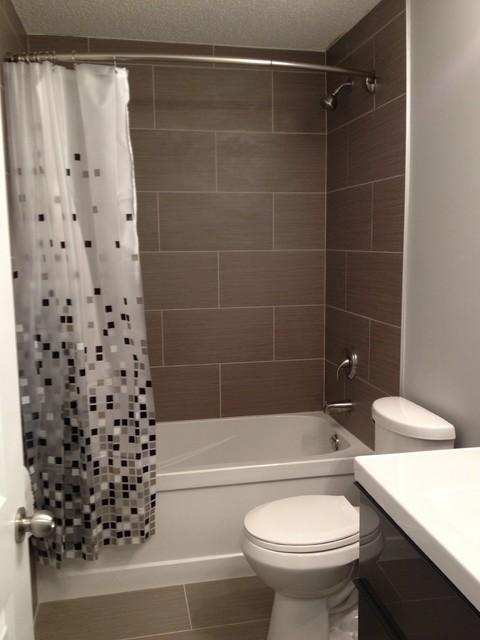 castle townhouse remodel   modern   bathroom   other